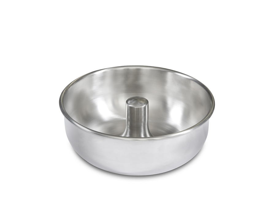 VASCA PER IMPASTATRICE A FORCELLA - BOWL FOR FORK MIXER - Satinox srl